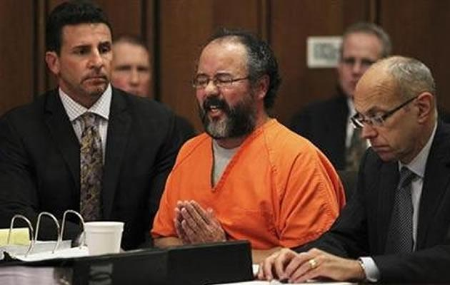 US kidnapper Ariel Castro found hanged in prison cell. (Reuters Photo)