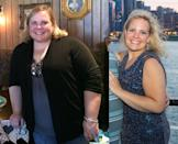 """<p>Liz wants everyone to remember that your journey is a marathon, not a sprint. It's all about finding a process and developing habits that you can sustain. </p> <p>Remember that """"sometimes <a href=""""https://www.popsugar.com/fitness/Dietitian-Body-Positive-Quotes-46183401"""" class=""""link rapid-noclick-resp"""" rel=""""nofollow noopener"""" target=""""_blank"""" data-ylk=""""slk:it's OK to say yes"""">it's OK to say yes</a> - balance has always been important to me,"""" Liz said. Food is part of life, and it's an enjoyment that she's never been willing to give up completely. You should feel good going out with your friends to drink and eat, to socialize and have fun, and Liz does; she just doesn't do it every week. </p> <p>""""Sometimes I make healthier choices like ordering a salad, but sometimes I approach a good meal at a fun new restaurant as though calories aren't a thing, and it's heaven. I enjoy my friends and go with the flow for an evening, and I appreciate and value every second of it,"""" Liz said. """"Then I get back on track the next day.""""</p>"""