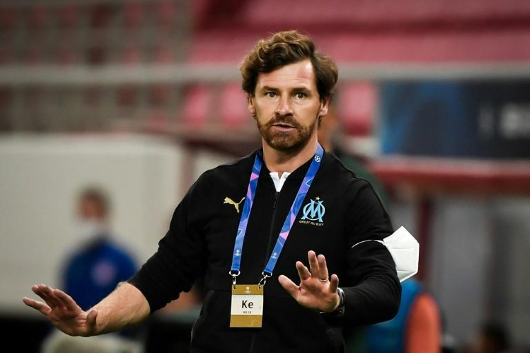 """Marseille coach Andre Villas-Boas insists """"we can compete in this group"""" in the Champions League"""