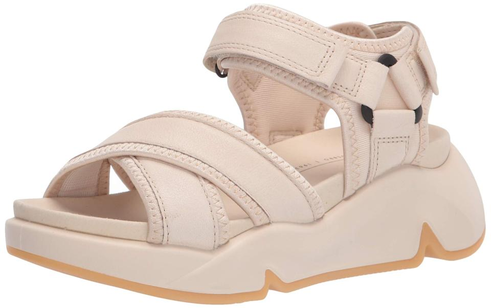 "<h2>Ecco Chunky Sport Sandal<br></h2><br><em>Shop <strong><a href=""https://us.ecco.com/"" rel=""nofollow noopener"" target=""_blank"" data-ylk=""slk:Ecco"" class=""link rapid-noclick-resp"">Ecco</a></strong></em><br><br><strong>Ecco</strong> Chunky Sport Sandal, $, available at <a href=""https://amzn.to/3eFzJn9"" rel=""nofollow noopener"" target=""_blank"" data-ylk=""slk:Amazon"" class=""link rapid-noclick-resp"">Amazon</a>"