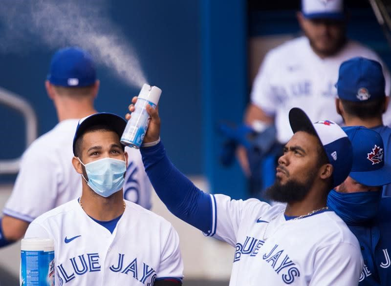 Blue Jays looking at backup plan for home stadium