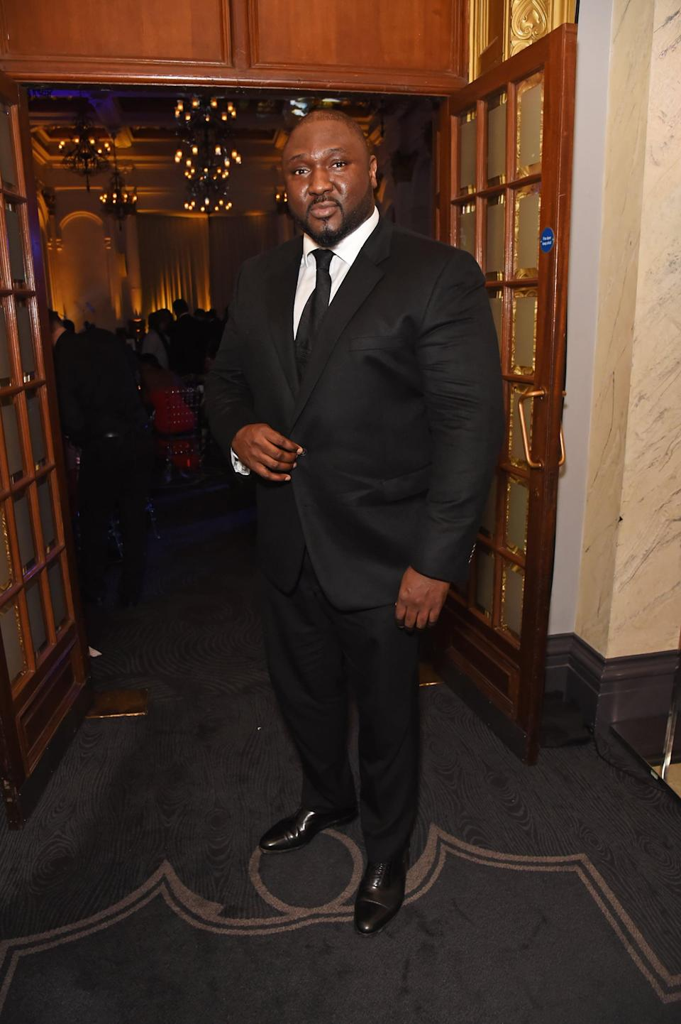 <p>Anozie is set to play Tommy Jepperd, a wandering loner who encounters Gus and joins him on a journey for answers. American audiences probably recognize Anozie either from his role as the Captain of the Guard in the 2015 live-action <strong>Cinderella</strong> or as Xaro Xhoan Daxos on <strong>Game of Thrones</strong>.</p>