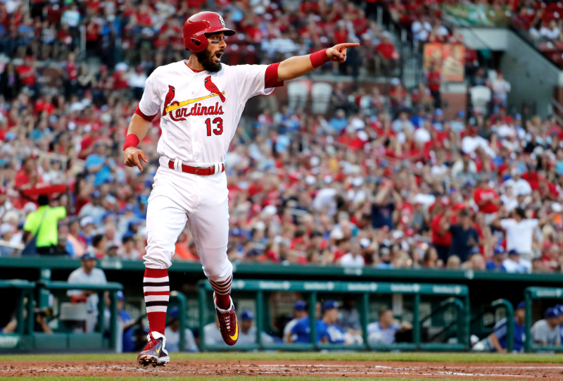 Some secondary stats point to a Matt Carpenter rebound
