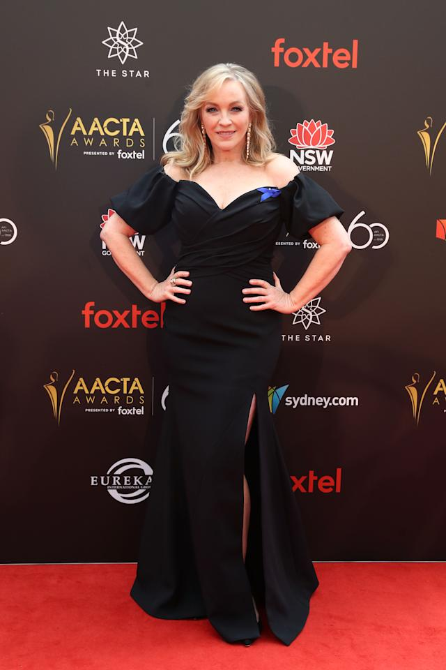 <p>Stars arrive at the 2018 AACTA Awards in Sydney.<br />Photo: Getty </p>