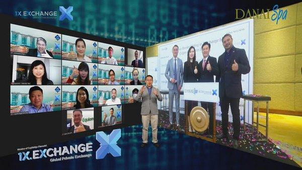 Crigen Resources, Singapore's first cross-border private direct listing on 1exchange took place via a virtual listing ceremony today attended by participants from Singapore and Kuala Lumpur