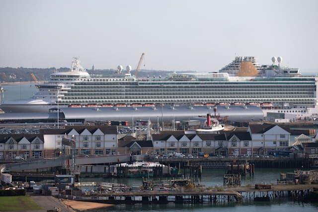 new cruise terminal for Plymouth