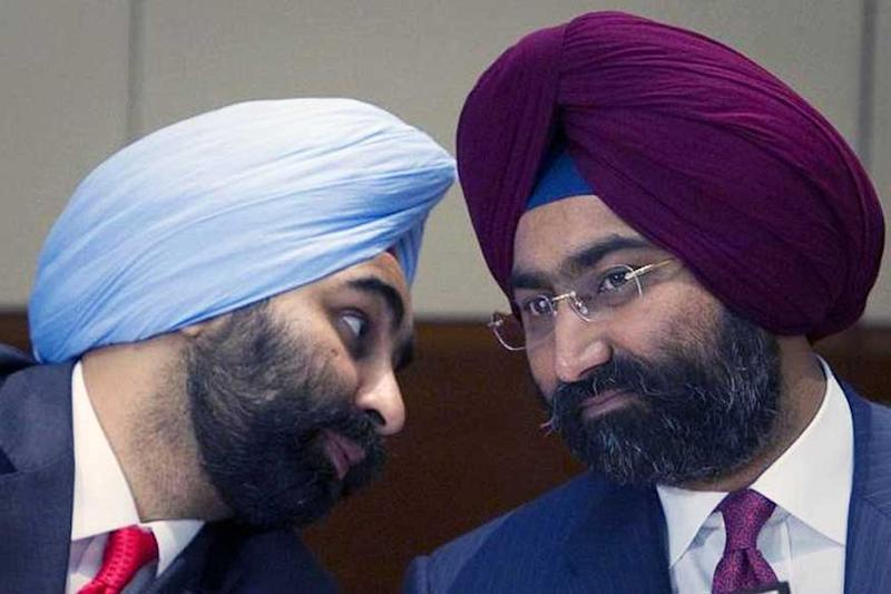 Fortis Shares Jump as Troubled Singh Brothers Quit as Directors