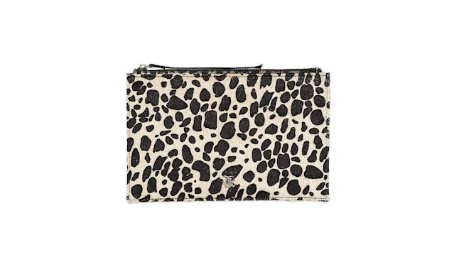 "<p>Clutch, $65, <a href=""https://www.thekooples.com/us/peta-clutch.html"" rel=""nofollow noopener"" target=""_blank"" data-ylk=""slk:thekooples.com"" class=""link rapid-noclick-resp"">thekooples.com</a> </p>"