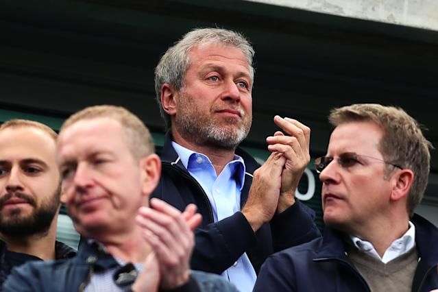 Existing owner Roman Abramovich, though, is unwilling to sell. (Photo by Chris Brunskill Ltd/Getty Images)