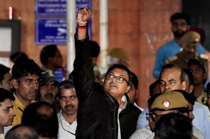Trouble for Karti Chidambaram as ED Moves Court to Cancel Interim Relief from Arrest
