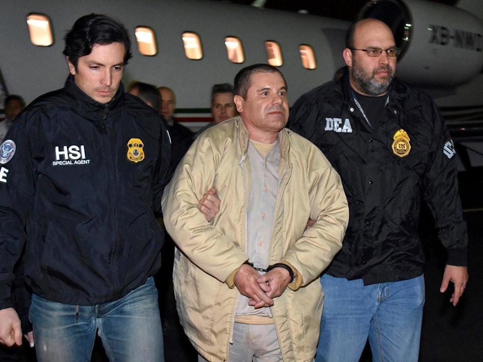 El Chapo jury accused of violating court restrictions, as defence suggests new trial may be possible
