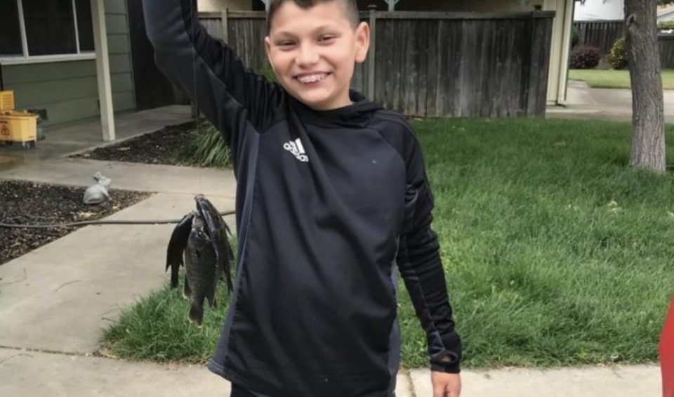 Adan Llanos smiling in photo shared to GoFundMe.