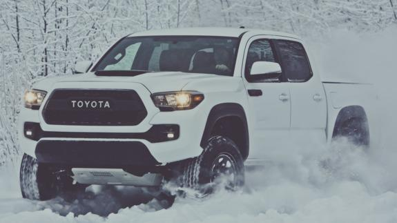 Marty Mcfly Truck >> Toyota S Tacoma Trd Pro Is A Truck Marty Mcfly Would Love