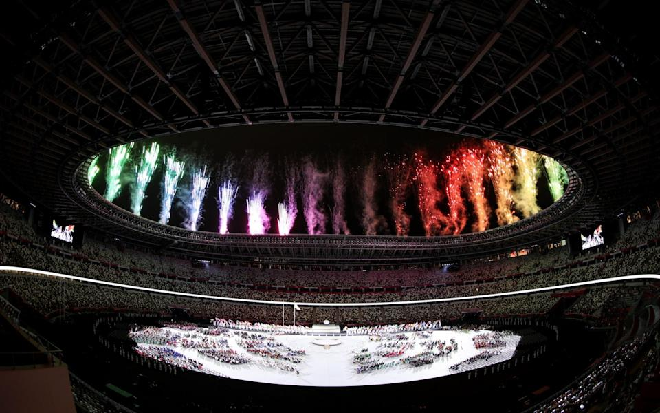 paralympics opening ceremony 2021 live updates tokyo 2020 - GETT IMAGES
