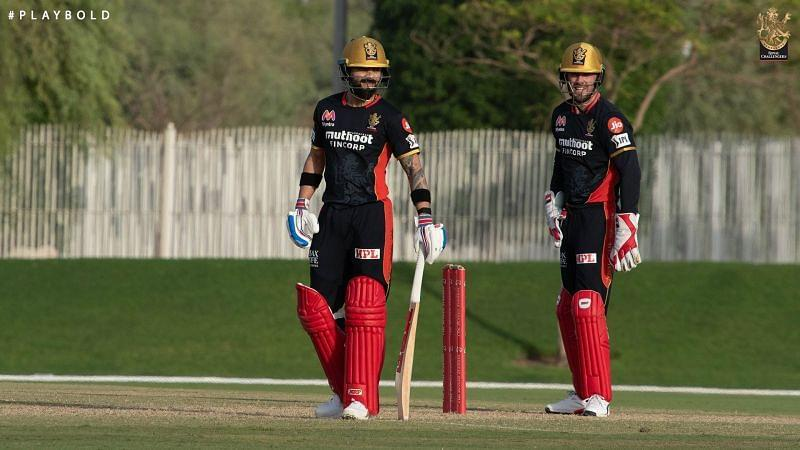Virat Kohli and AB de Villiers will be crucial to RCB's hopes in IPL 2020 [PC: RCB Twitter]