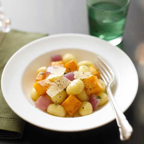 """<p>When time is short try this delicious and speedy gnocchi main course</p><p><strong>Recipe: <a href=""""https://www.goodhousekeeping.com/uk/food/recipes/a535845/squash-gnocchi/"""" rel=""""nofollow noopener"""" target=""""_blank"""" data-ylk=""""slk:Squash Gnocchi"""" class=""""link rapid-noclick-resp"""">Squash Gnocchi</a></strong></p>"""