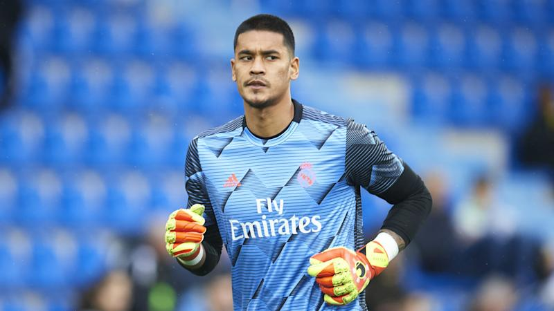 Areola returns to PSG from Madrid amid Premier League rumours