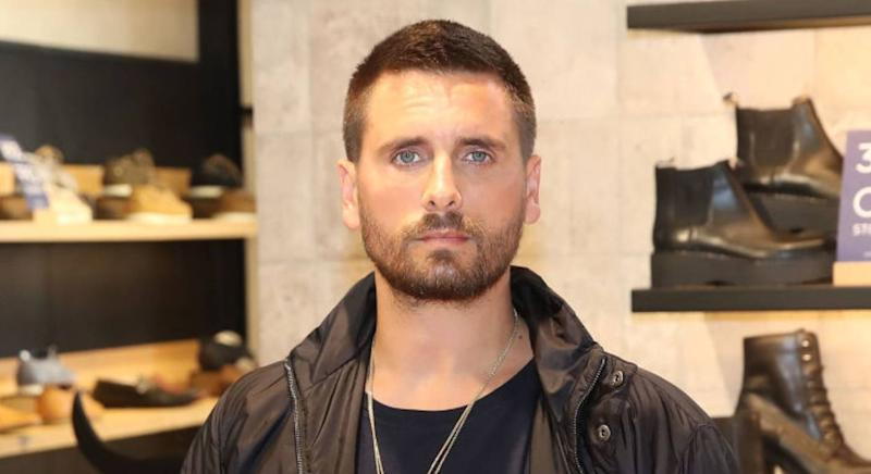 Scott Disick launches 'wash your hands' merch (Getty Images)