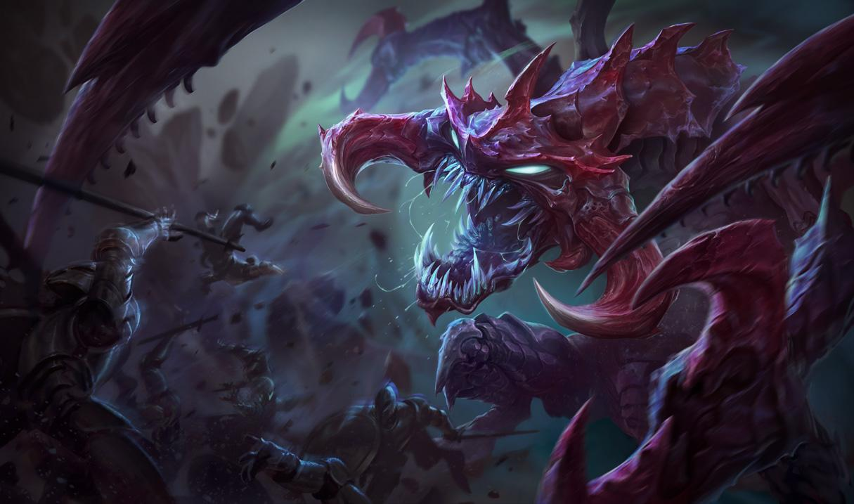 League of Legends Patch 7.4 takes aim at Lethality items, Cho'Gath, and Yordle fingers