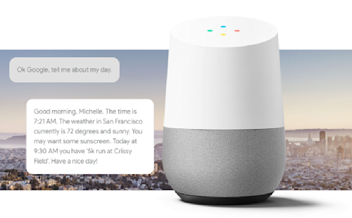 Google home example questions (Google home in singapore)