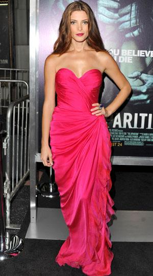 Is That Ashley Greene Or Jessica Rabbit See The Apparition