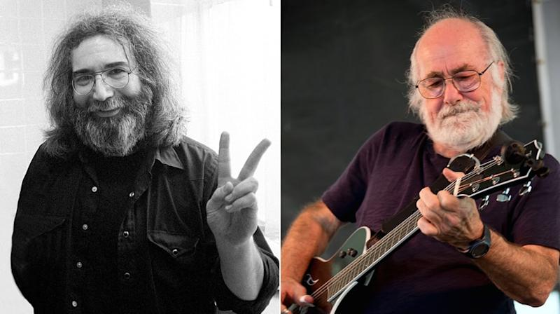 Jerry Garcia, Robert Hunter Songs to Anchor New NYC Musical