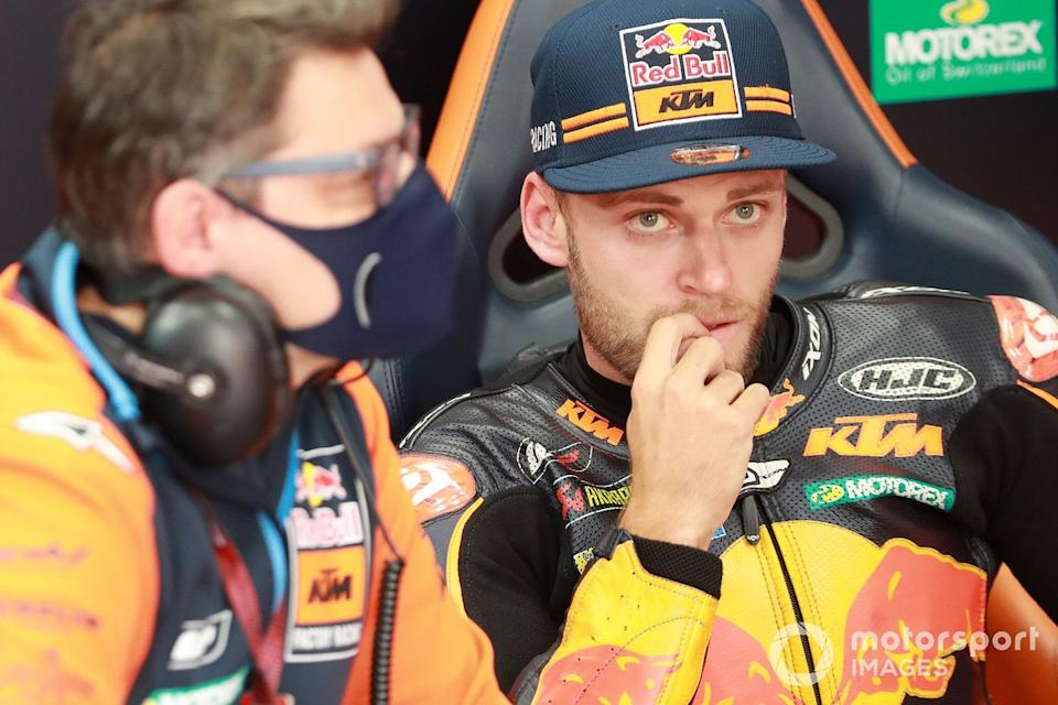"Brad Binder, Red Bull KTM Factory Racing<span class=""copyright"">Gold and Goose / Motorsport Images</span>"