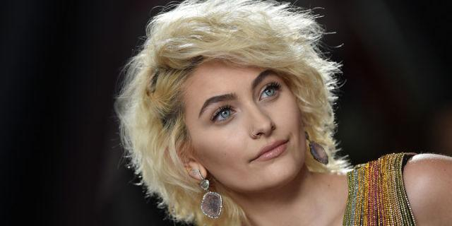 Paris Jackson Signs With Kate Moss And Gisele's Modelling Agency