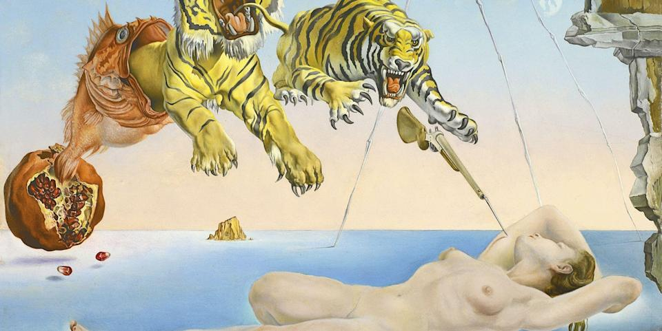 Photo credit: Museo Nacional Thyssen-Bornemisza/Scala/Art Resource, NY © Salvador Dalí, Fundació Gala-Salvador Dalí, ARS, 2020