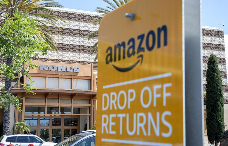Amazon Bets on Kohl's as Its Own Brick-and-Mortar Efforts Falter