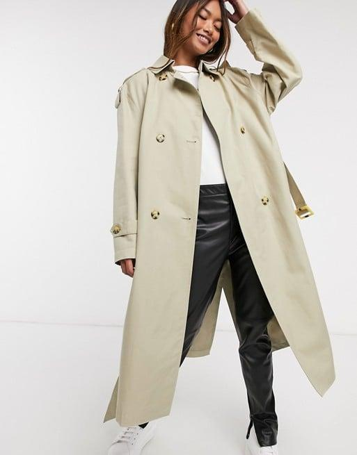 <p><span>Mango Belted Trench Coat</span> ($150)</p>
