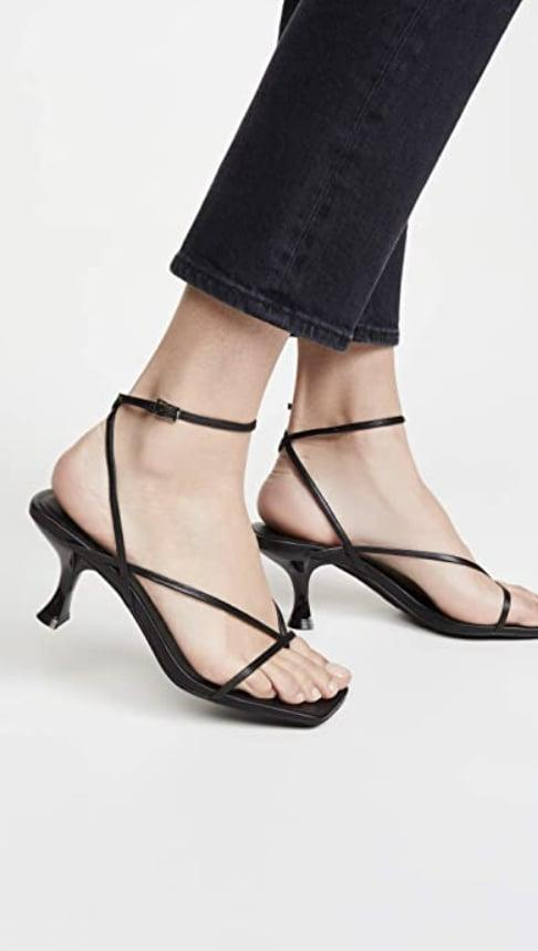 <p>These <span>Jeffrey Campbell Fluxx Sandals</span> ($91, originally $130) will look stylish with casual jeans or a slip dress.</p>