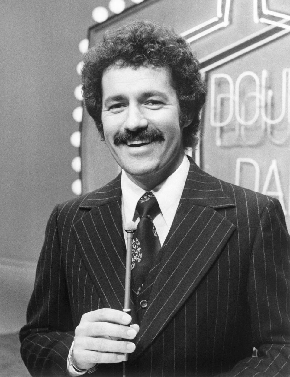 "Double Dare host Alex Trebek, in 1976.<span class=""copyright"">Courtesy Everett Collection</span>"