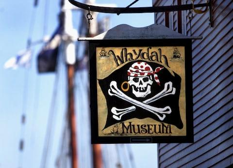 Whydah Pirate Museum - Credit: getty
