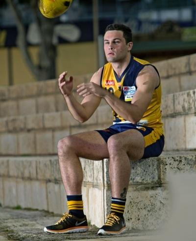 Settled Abbott finds footy passion again