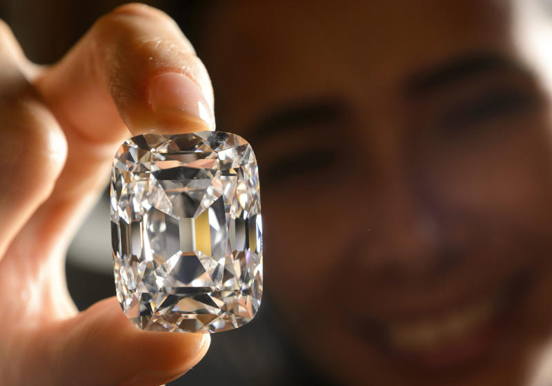 Archduke Joseph Diamond fetches record $21.5M