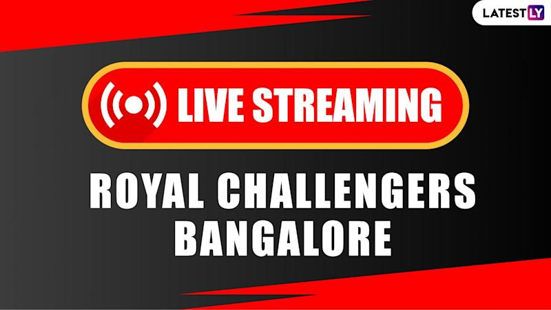 IPL 2020 Live Streaming Online for RCB Fans: Watch Free Telecast of Royal Challengers Bangalore Matches in Dream11 IPL 13 on Star Sports 1 Kannada TV Channel