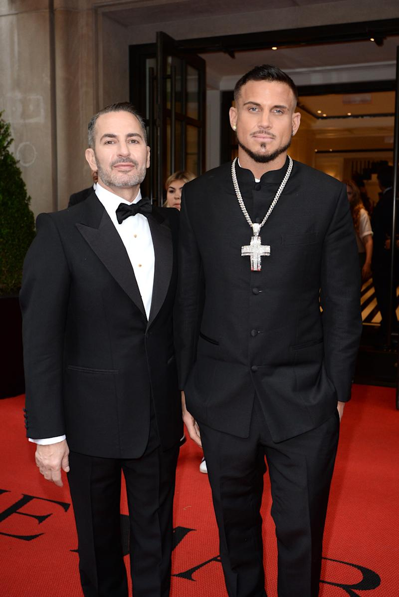 4d950fca24 Marc Jacobs Marries Charley