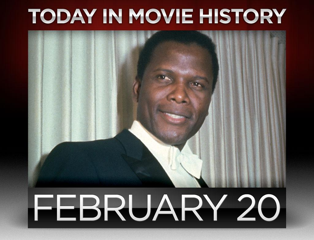 "<p><strong>1927</strong> – Esteemed actor and director <a href=""http://movies.yahoo.com/person/sidney-poitier/"">Sidney Poitier</a> was born on this day in Miami, Florida. Poitier became the first African American actor to be nominated for Best Actor, which he earned for his work in ""The Defiant Ones"" (1958). Five years later he became the first African American to finally win the Best Actor Oscar -- for his portrayal of unemployed construction worker Homer Smith in ""Lillies of the Field"" (1963).</p>"