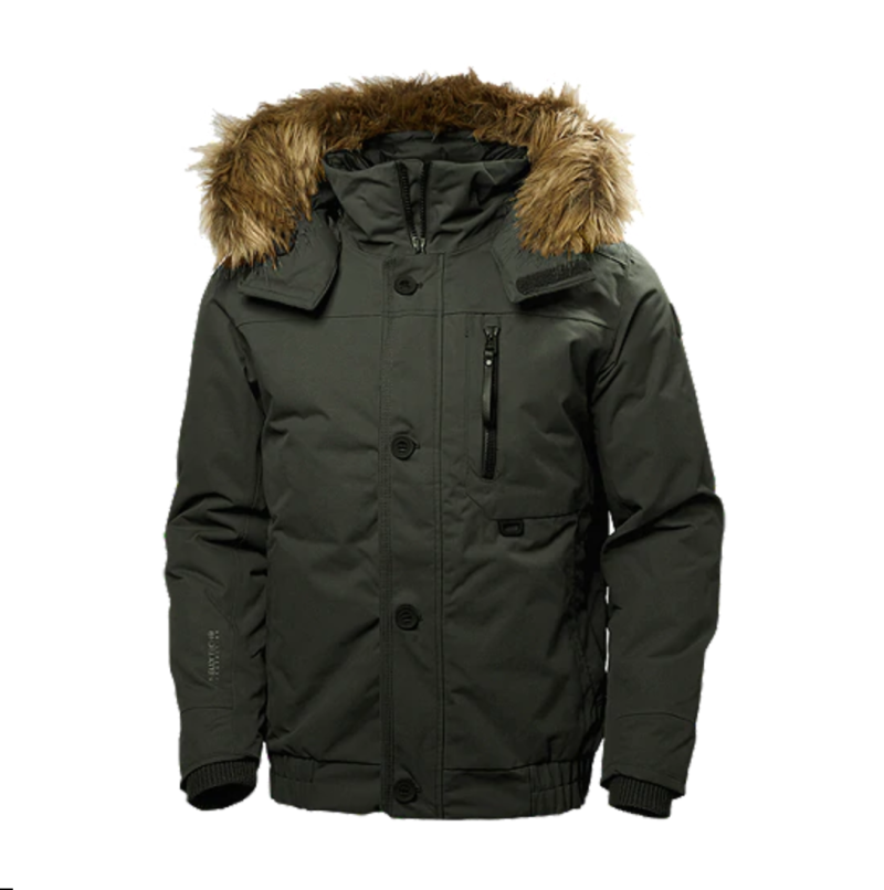 Helly Hansen Men's Bardu Down Bomber. Image via Sport Chek.