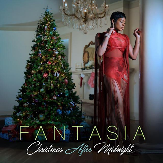 "<p>The Season 3 <em>American Idol</em> winner delivers her first holiday set with this 12-track collection that includes the usual fare (""Silent Night,"" ""Have Yourself a Merry Little Christmas"") and a few curveballs, like a cover of James Brown's ""Santa Claus Go Straight to the Ghetto"" and a version of ""Baby, It's Cold Outside"" featuring CeeLo Green. (Photo: Universal Music LLC) </p>"