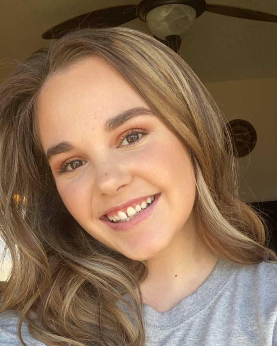 Image: Mariah Slagle-Ashley, pictured in October 2020, experienced no side effects after her Covid-19 vaccinations. (Courtesy Mariah Slagle-Ashley)