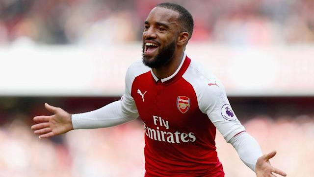 <p>Arsenal's new record signing is expected to score freely in the Premier League, after an impressive spell in France. The former Lyon man has quickly found his way into the hearts of Gunners supporters, with a couple of early goals in the season. </p>