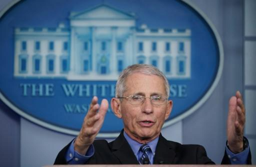 Anthony Fauci, who leads research into infectious diseases at the National Institutes of Health, told a briefing the virus was beginning to take root in the southern hemisphere, where winter is on its way