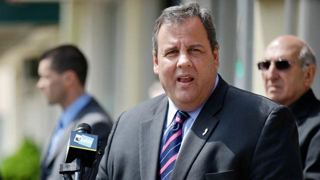 Christie Pounds the Airwaves Against Opponent, Despite Huge Lead in Gubernatorial Campaign