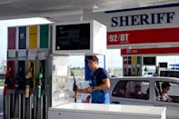 Want gas? The Sheriff conglomerate has local consumers covered there too (AFP/Sergei GAPON)