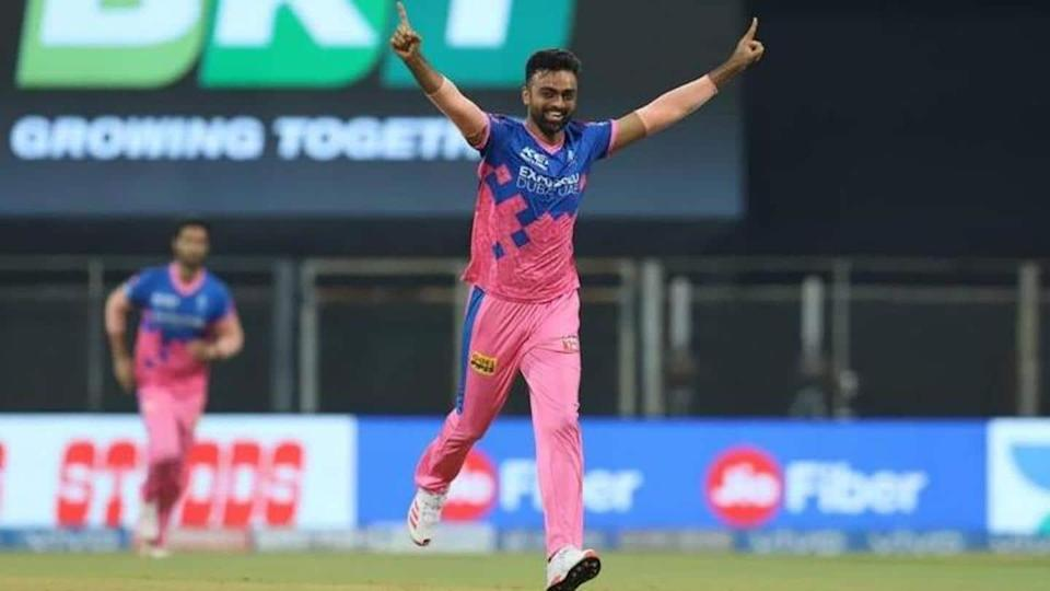 IPL 2021: Yashasvi, Unadkat come in for RR against KKR