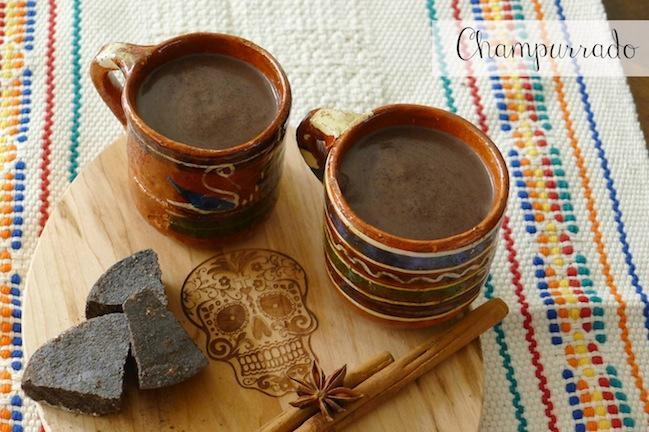 """<div class=""""caption-credit""""> Photo by: Ericka Sanchez</div><b>Champurrado</b> <br> This warm chocolate masa drink is an old standard in Mexico. Champurrado is customarily prepared in the winter around the holidays. <i>- Ericka Sanchez, Nibbles & Feasts</i> <br> <i><a href=""""http://www.babble.com/best-recipes/nine-traditional-recipes-for-a-latin-christmas/#champurrado"""" rel=""""nofollow noopener"""" target=""""_blank"""" data-ylk=""""slk:Get the recipe"""" class=""""link rapid-noclick-resp"""">Get the recipe</a></i> <br> <b><i><a href=""""http://www.babble.com/best-recipes/tis-the-season-8-ways-to-enjoy-eggnog-other-than-sipping-it/?cmp=ELP bbl lp YahooShine Main  100112   famE   """" rel=""""nofollow noopener"""" target=""""_blank"""" data-ylk=""""slk:Related: 8 ways to enjoy eggnog (besides drinking it!)"""" class=""""link rapid-noclick-resp"""">Related: 8 ways to enjoy eggnog (besides drinking it!)</a></i></b>"""