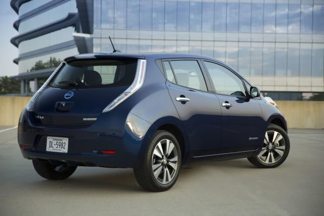 Nissan pulls the Leaf's phone app after security