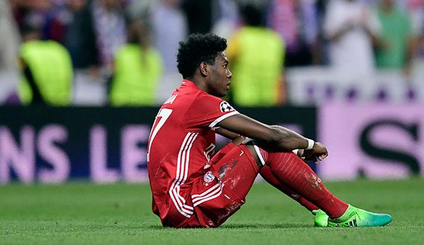 Bundesliga: David Alaba hat seine Diagnose